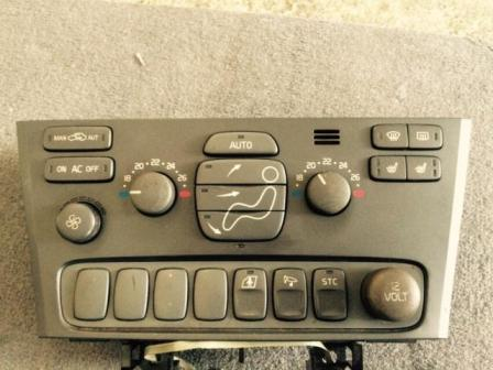 Air Cond Controller Volvo S80