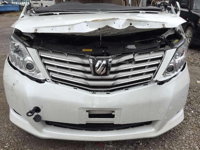 Half Cut Engine Bodyparts Toyota Alphard 2010 ANH20 Half Cut