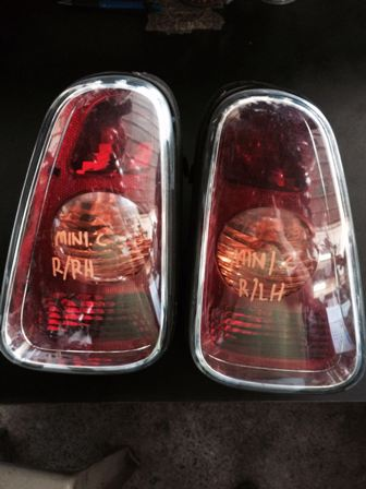 Tail Lamp Mini Cooper E50