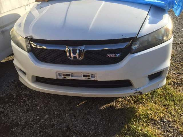 Half Cut Engine Bodyparts  Honda Stream RN6 RSZ