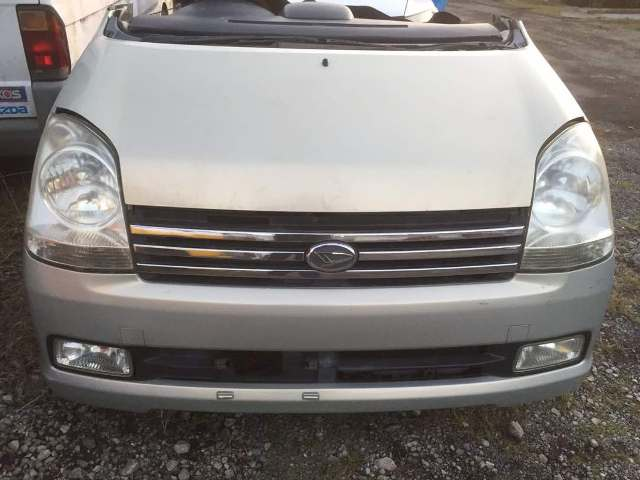 K-Car Half Cut Engine Bodyparts  Daihatsu L250 AVY / Perodua Viva